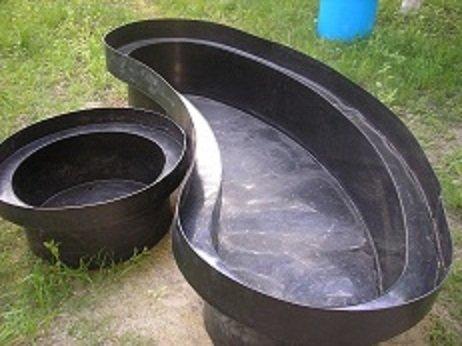 Фото 1 Ставок садовий пластиковий 326942