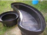 Фото 1 Пруд садовый пластиковый 326942