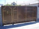 Фото  6 Производство кованых ворот, решеток, калиток, навесов, беседок, мангалов, киосков, металлоконструкций любой сложности. 667494