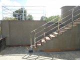 Фото 3 Нержавеющие перила, поручни, лестницы из квадратной трубы 127014