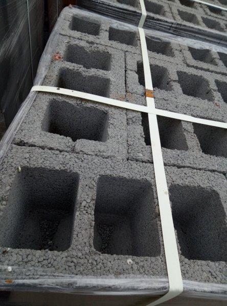 Фото  1 Стеновой бетонный блок М100 из тяжелого бетона 1984742
