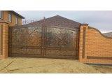 Фото  2 Кованые ворота и калитки... 2909522