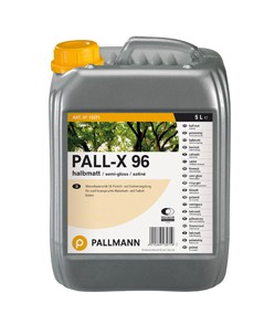 Pall-X 96 1-К лак на водной основе