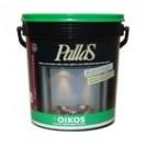 Pallas - это декоративная однотонная краска с эффектом шелкового покрытия с отблесками и отливами.