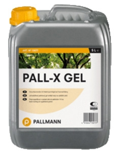 Pallmann Pall-X Gel гель на водной основе для паркета