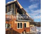 Фото  2 Панель для фасада, металический Блок Хаус и Корабельная доска 2250796