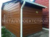 Фото  4 Панель для фасада, металический Блок Хаус и Корабельная доска 2450796