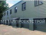 Фото  6 Панель для фасада, металический Блок Хаус и Корабельная доска 2650796
