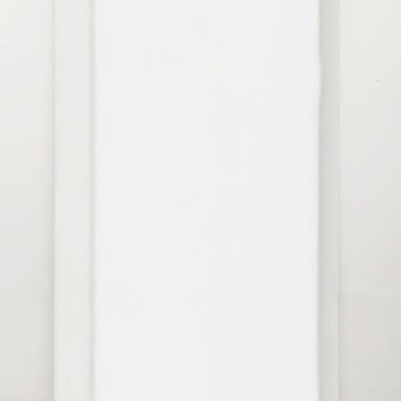 Панель Моно сніжно-біла, молочна