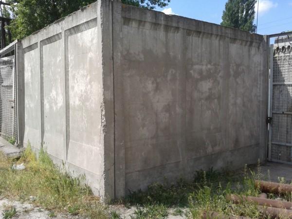 панель ограды 4х2,85