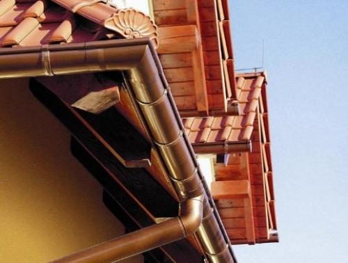 Панель софит для подшивки крыш