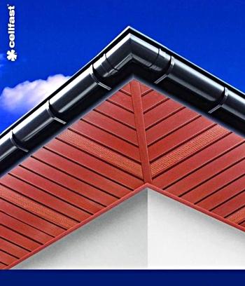 Панель софит (размеры 4 х 0,305) красная