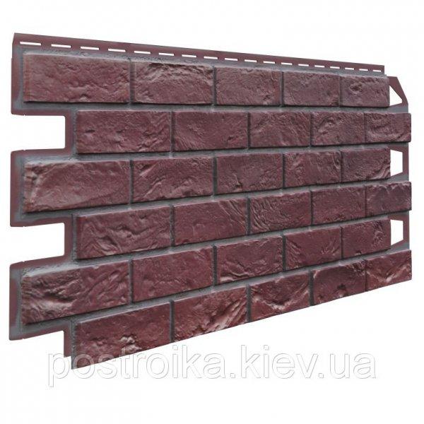 Фото  1 Панель цокольная VOX Solid Brick Belgium 1756890