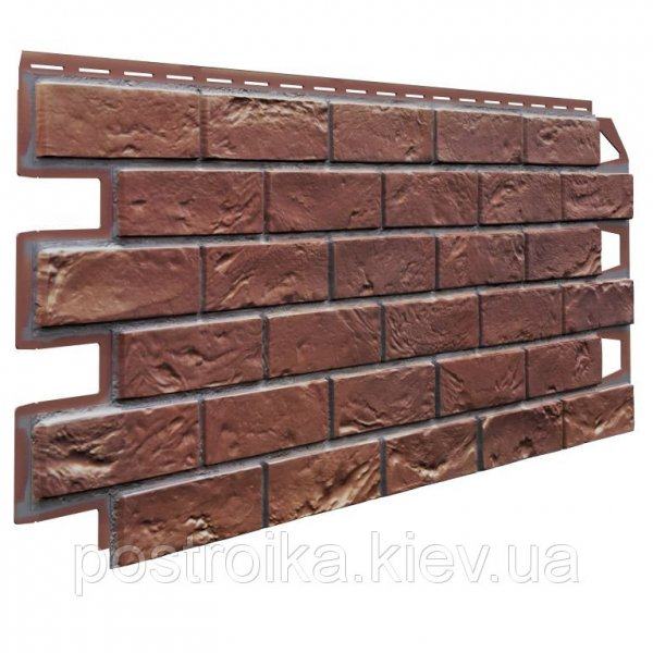 Фото  1 Панель цокольная VOX Solid Brick Britain 1756888