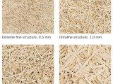 Панели из древесного волокна