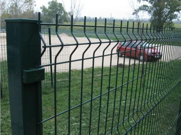 панели ограждения 4мм оцинковка полимер 1500х2500мм