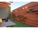 Фото  1 Паркан Тип №13 Декоративний суцільний 50х60 мм Дерево Карпати (77556) 2355947