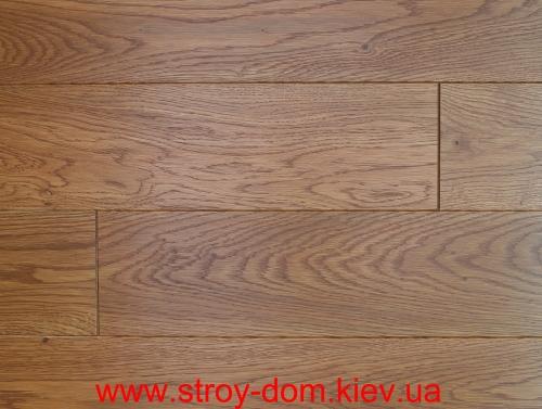 Паркетная доска дубовая толщина 15мм, длина 400-2000мм Ekowood Украина Рустик #5