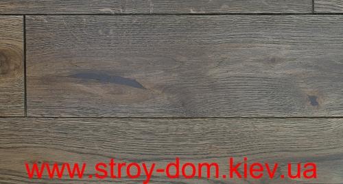 Паркетная доска дубовая толщина 15мм, длина 400-2000мм Ekowood Украина Рустик #26