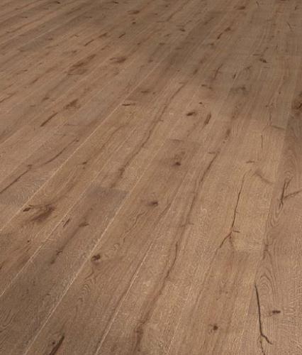 Паркетная доска Tilo - Дуб песок Коллекция:Edition TREND Тип поверхности:браширов анная Vital OXI масло