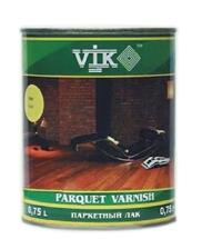 Паркетный лак. Vik®. Лак предназначен для деревянных паркетных полов.