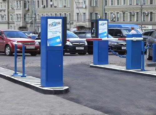 Паркоматы парковочные системы