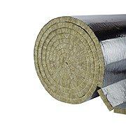 Фото  1 Ламельные маты из базальтовой ваты Lamella Mat 35 Alu Coat 50мм 1808874