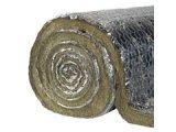 Фото  1 Прошивной мат PAROC Pro Wired Mat 80 AL1, с обкладкой из неармированной алюминиевой фольги и оцинк. сетки, 40мм. 1915378