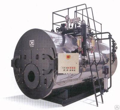 Парогенератор промышленный AKKAYA BLOWTHERM SBK от 500 до 12 500 кг пара/ час