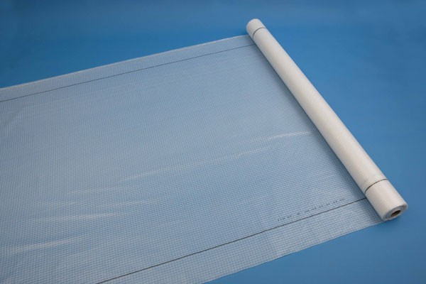 Пароизоляционная плёнка Паробарьер прозрачный JUTA Н110 СТ; 110 г/кв. м