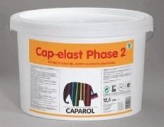 Пастоэластичная краска Cap-elast Phase 2 Caparol. Шелковисто-матовая