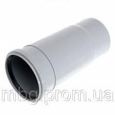 Патрубок для сифона прямой D50/50