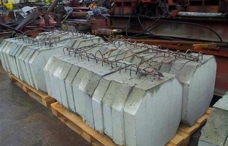 ПБ 1-16 плита укрепления откосов