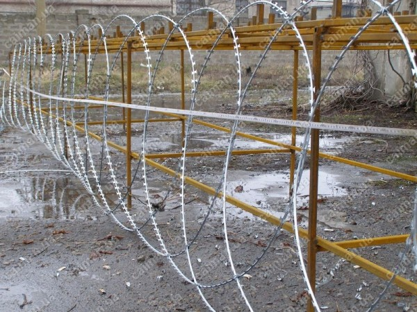 Плоский барьер безопасности ПББ Егоза Стандарт 750