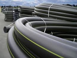 ПЭ трубы для транспортировки газов в ассортименте