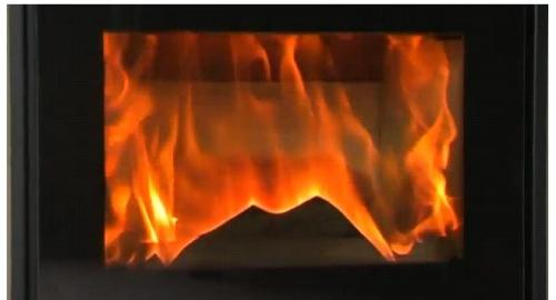 Печь чугунная поворотная CANATO Supra