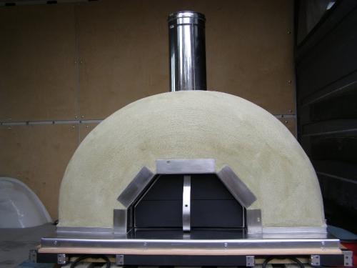 Печь для пиццы (Помпейская печь)