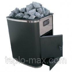 Печь-каменка для бань и саун HEAT 15 (без выноса, покрашенный корпус)