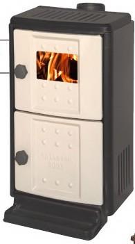 Печь отопительная 9003, высота: 780 мм, ширина: 495 мм, глубина: 475 мм, вес: 76 кг, мощность 6 кВт,