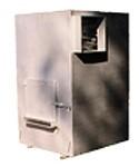 Печь отопительная ПОТ-30, с вентилятором