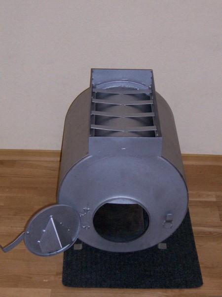 Печь отопительная ПОТ-5 (типа булерьян)