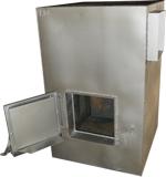 Печь отопительная ПОТ 50 (воздушное отопление)