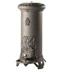 Печь вольностоящая INVICTA SOLOGNE antracite, высота: 915 мм, ширина: 410 мм, глубина: 510 мм, мощность: 8 кВт