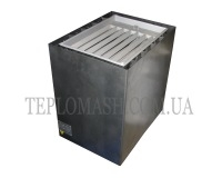 Печи-каменки без пультов управления от 4 до 33 кВт Материал: углеродистая сталь, покрытие - нитроэмаль
