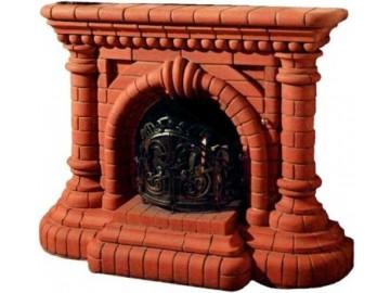 Печной дом Фантазия огня