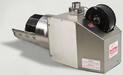 Пеллетная горелка PellasX 350