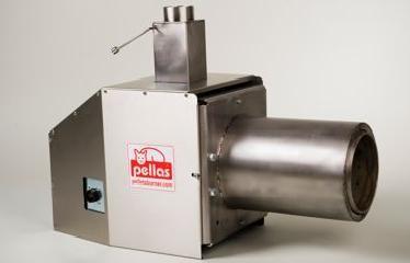 Пеллетная горелка PellasX 44