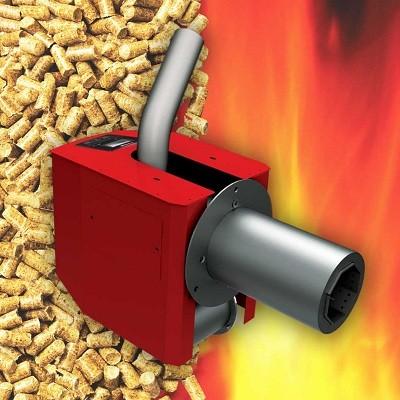 Пеллетная горелка Pellet Burner BURNIT PEL 25kW