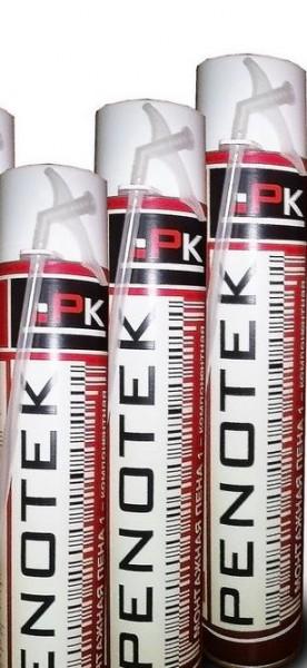 Пена монтажная 750 мл Герметики с Доставкой PENOTEK, DOKTOR FIX