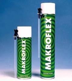 Пена монтажная Макрофлекс ручная летняя ( Makroflex 750) опт.